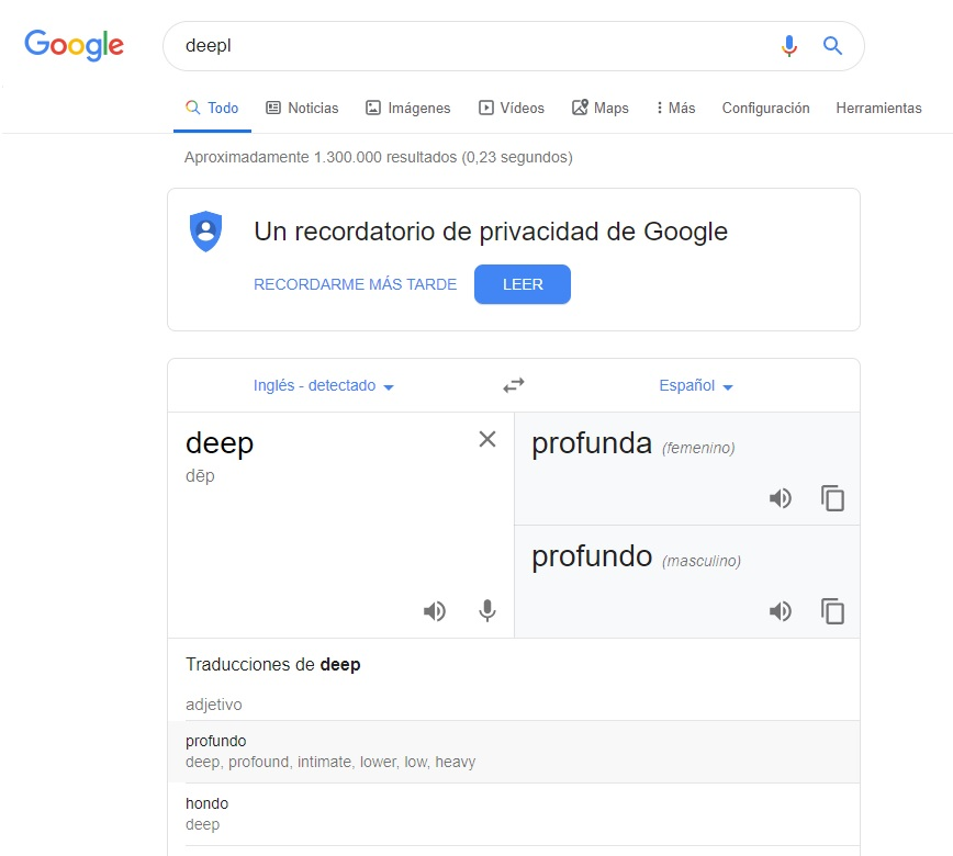 deepl vs google translate