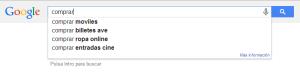 google-sugerencias