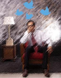 hombre twitter