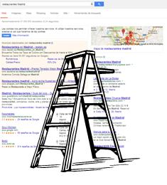 Seo y posicionamiento en buscadores para conseguir clientes for Cuanto vale una escalera
